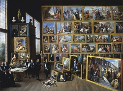 David-Teniers-and-the-Cabinet-of-Archduke-Leopold-William