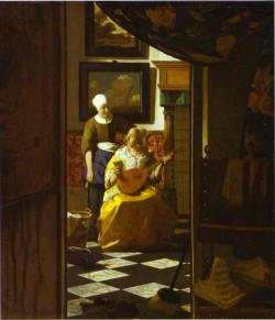 The-Love-letter-Vermeer