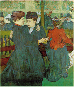 Toulouse-lautrec-Two-women-waltzing